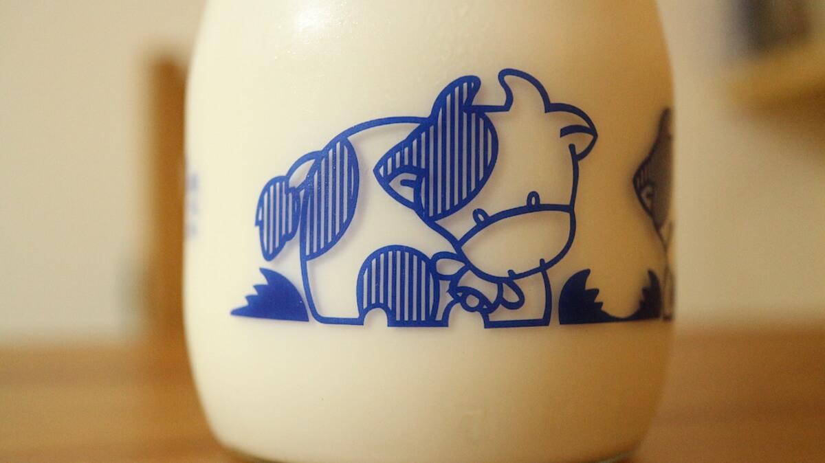 パスチャライズド牛乳