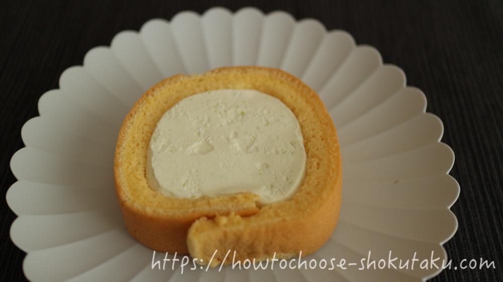 低糖質の食事宅配noshのずんだロールケーキ