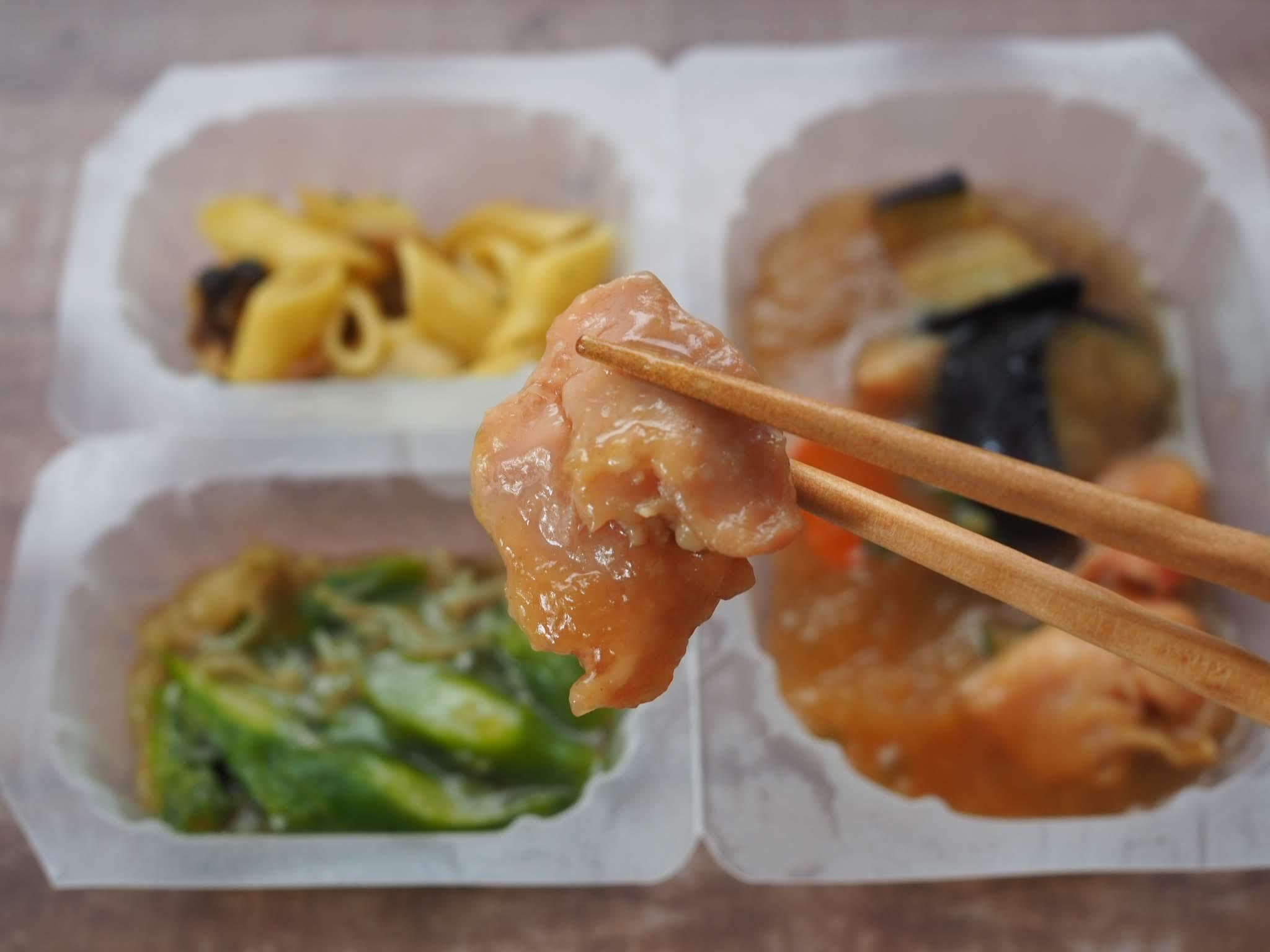 【口コミ体験談】おまかせ健康三彩の「カロリーコントロールコース」を実際に食べてみた