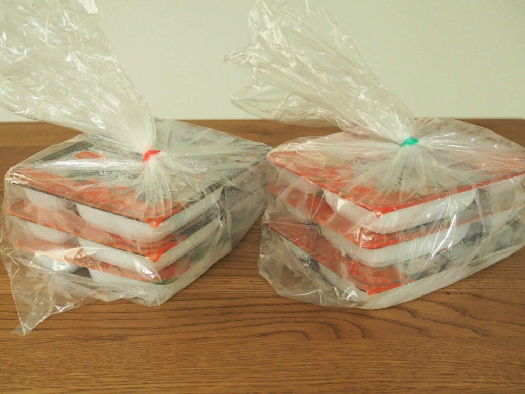 メディカルフードサービスの冷凍弁当のデメリット