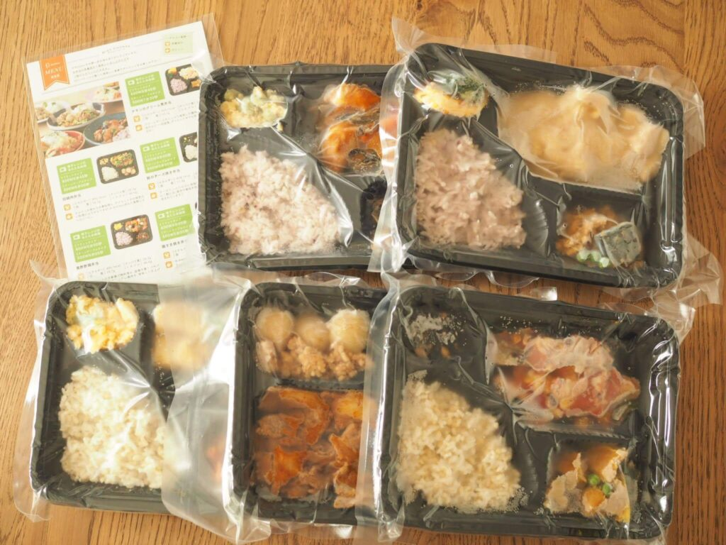 B-Kitchenのダイエット弁当の月額費用は約20,560円